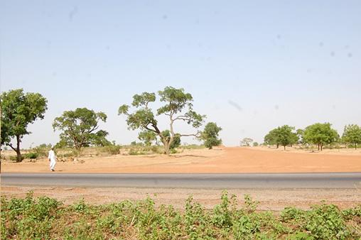 Gora Road, M/Fashi LGA