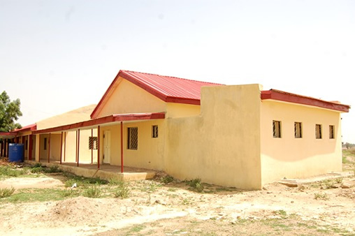 Renovation of Kafur Clinic