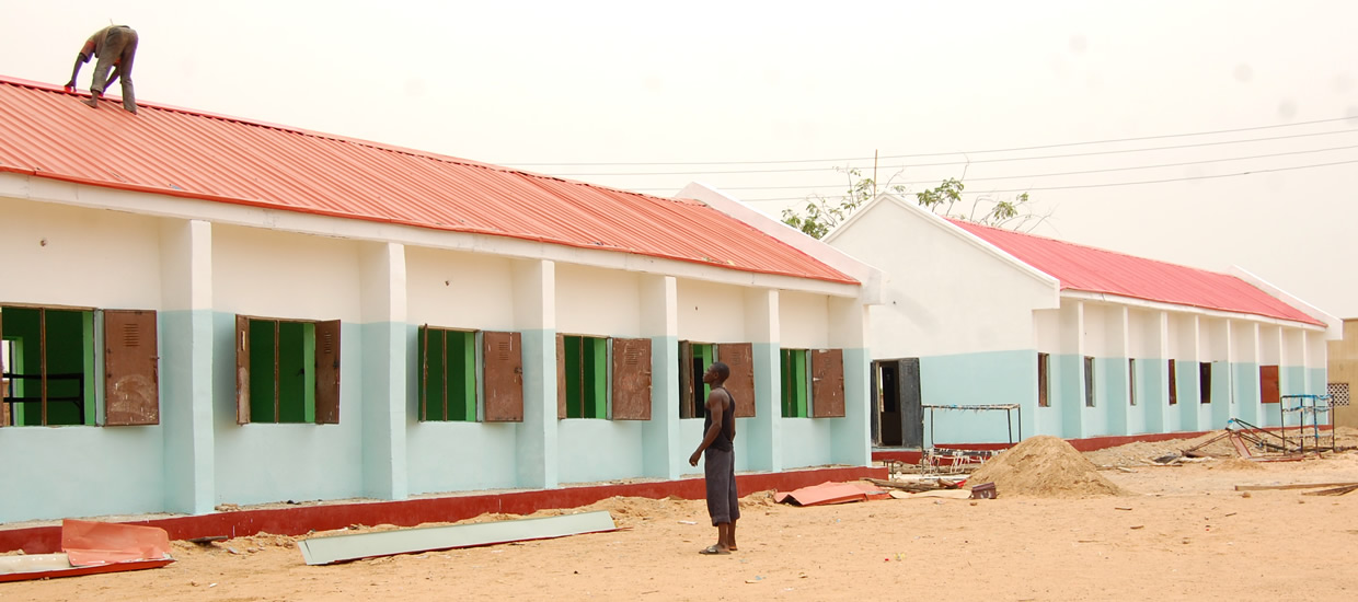 Renovation of Primary schools