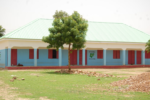 Kaboma Primary School Construction